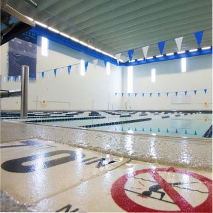 becker high school aquatic center w gohman construction. Black Bedroom Furniture Sets. Home Design Ideas
